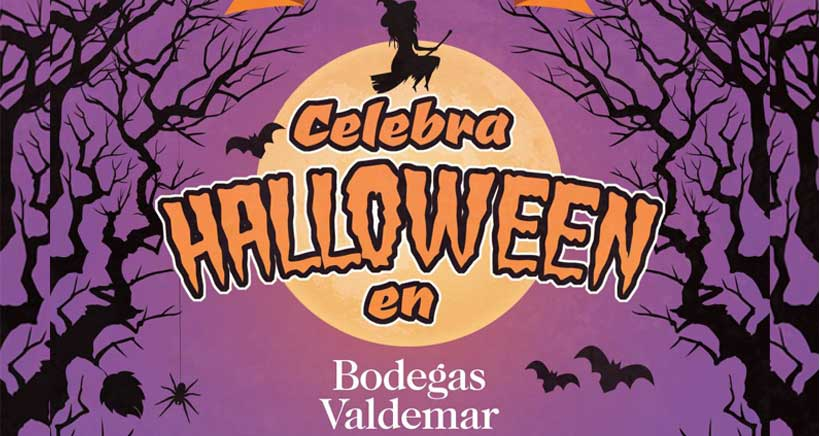 Halloween en una bodega, Valdemar en familia
