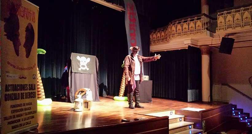 'Ilusionitis' ofrece este año 6 actuaciones de magia para público familiar
