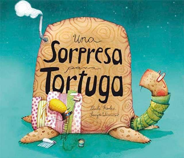 Una-sorpresa-para-tortuga-cuentacuentos-casa-del-libro-Logrono
