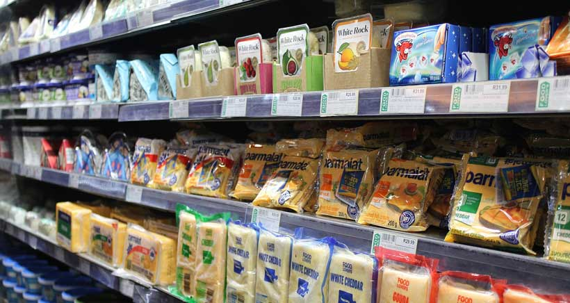 Diccionario para entender las etiquetas de alimentos