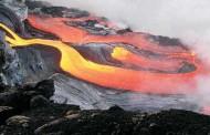 Exposición de volcanes y terremotos, en la Casa de las Ciencias