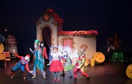 La Ratita presumida, musical infantil en Haro