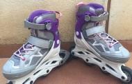 Se vende: patines en línea para niño/a