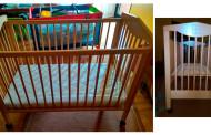 Se vende: cuna de madera de Prenatal