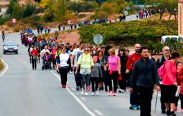 Domingo 29 de octubre, 33º Marcha Aspace ¿Preparado?