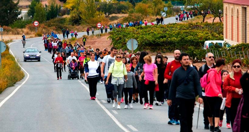 Apunta: domingo 27 de octubre, 35º Marcha Aspace ¿Preparada?