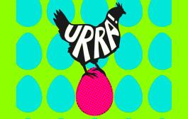 Llega a Tudelilla URRA!, la I Bienal de Arte Urbano en Espacios Rurales