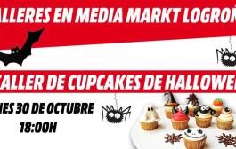 Decora tus cupcakes para Halloween, en Media Markt