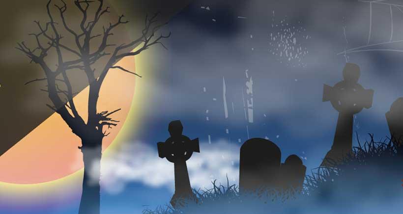 Teatro de Halloween en la Sala Negra