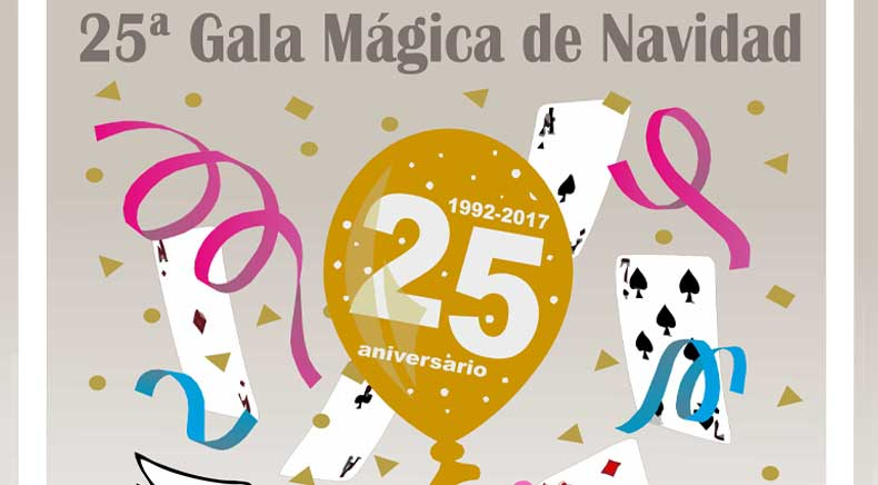 Gala Mágica de Navidad: 25 años de ilusión