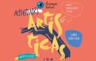 Todos los lunes, actividades artísticas en Dinámica