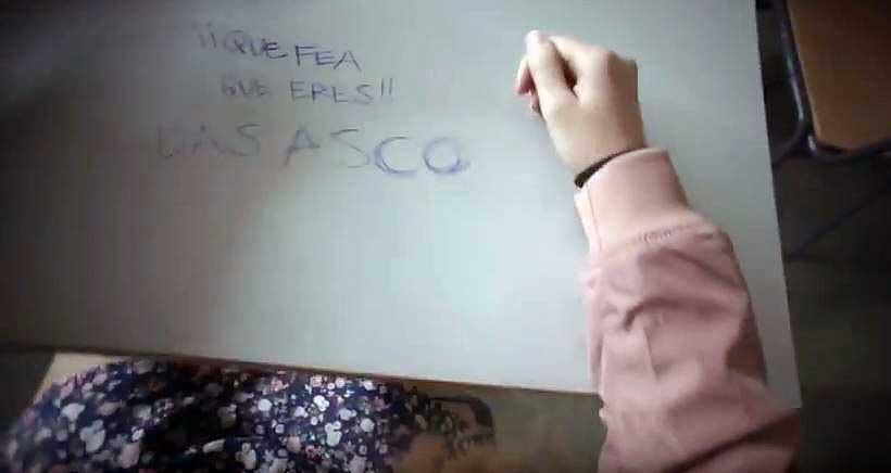 #Atrapados, un vídeo que muestra el acoso escolar en primera persona