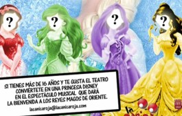 Se buscan 6 princesas para recibir a los Reyes Magos