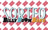 Ganador del pack VIP para el concierto de la Billy Boom Band