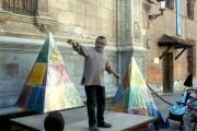 Sesión de cuentos familiar con el narrador Alberto Sebastián