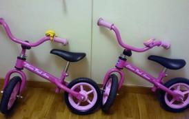 Se venden: bicicletas de aprendizaje