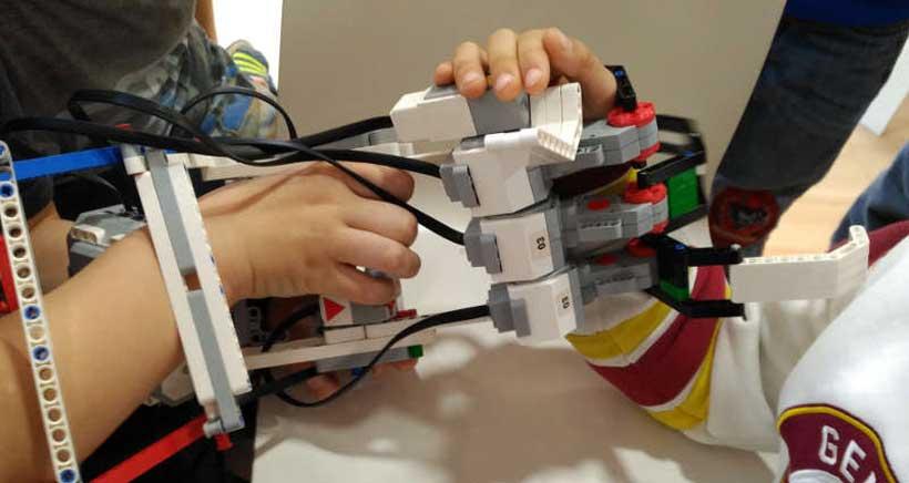 La Semana Europea de la Robótica se celebra en iSchool
