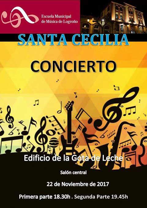 concierto-santa-cecilia-Logrono