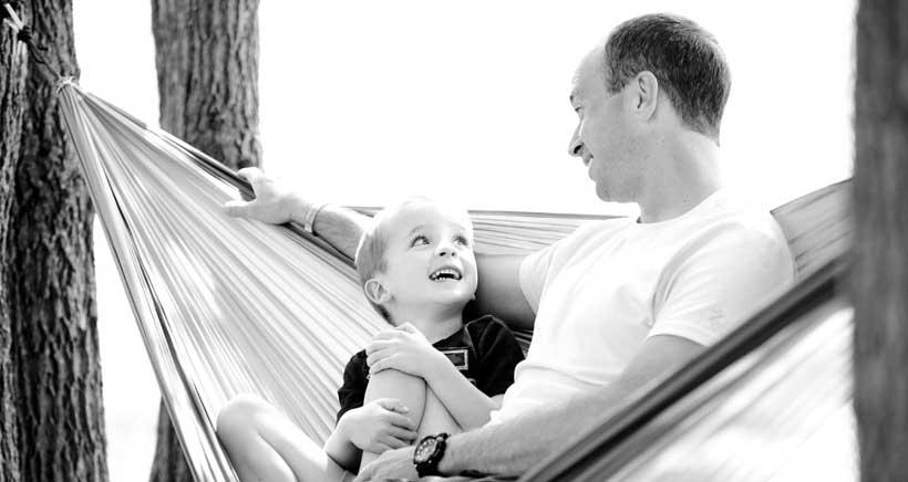 ¿Quiere ser mejor padre? Apúntate a la Escuela