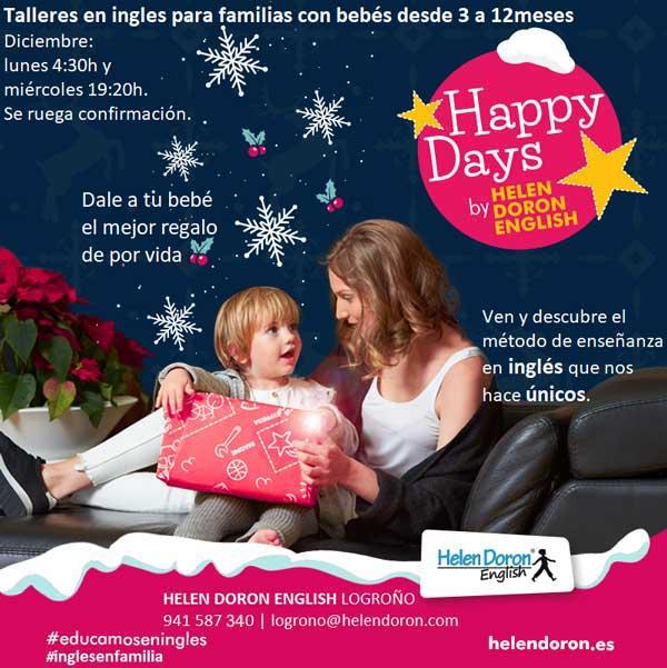 ingles-para-bebes-en-Helen-Doron-English-Logrono