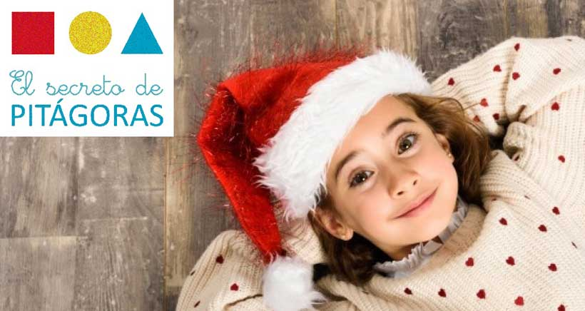 Campamentos de Navidad 100% en inglés en El Secreto de Pitágoras