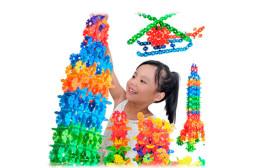 Aprende inglés jugando con legos y bloques