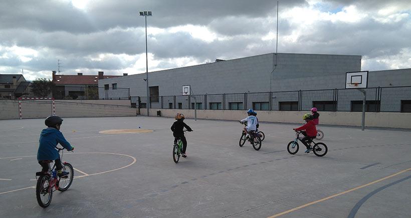 Esta es la primera escuela de Triatlón de La Rioja