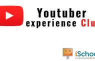 Youtuber Experience Club o cómo convertirte en un Youtuber