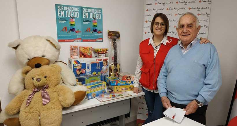 Miles de niños y niñas se quedarán sin juguetes en Navidad ¿colaboras?