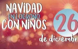 Navidad en Logroño: actividades para niños (martes 26 diciembre)