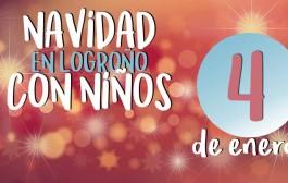 Navidad en Logroño: actividades para niños (jueves 4 de enero)
