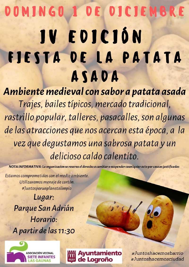 Fiesta-de-la-patata-asada-medieval