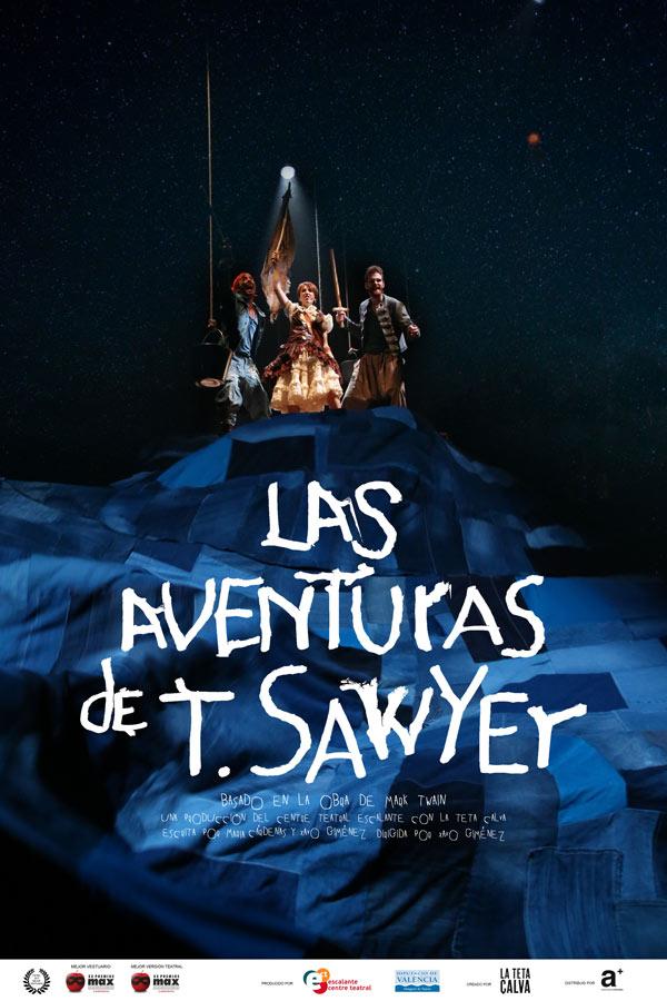 cartel-las-aventuras-de-tom-sawyer