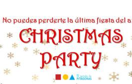 Fiesta de Navidad en El Secreto de Pitágoras