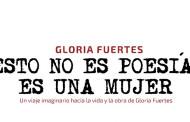 La vida y obra de Gloria Fuertes llega a la Sala Gonzalo de Berceo