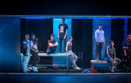 Teatro por y para jóvenes en el Bretón con 'La edad de la ira'