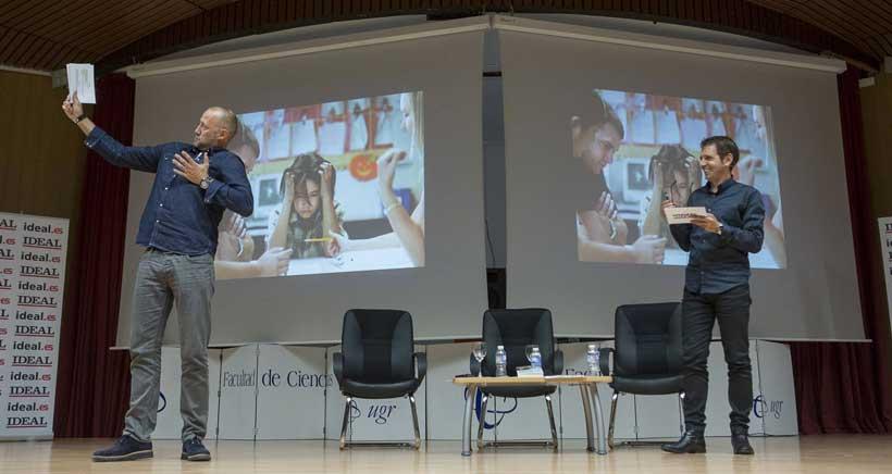 El 'Hermano Mayor' acude en auxilio de los padres de Logroño