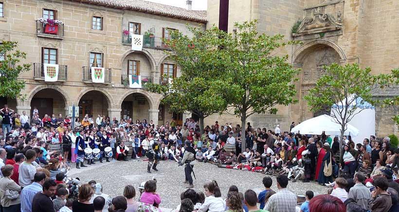 Los pueblos más bonitos de España: Briones con niños