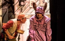Teatro familiar en Calahorra: 'Caperucita. Lo que nunca se contó'