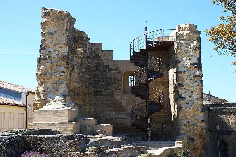 Castillo-briones-La-Rioja-pueblos-mas-bonitos-Espana