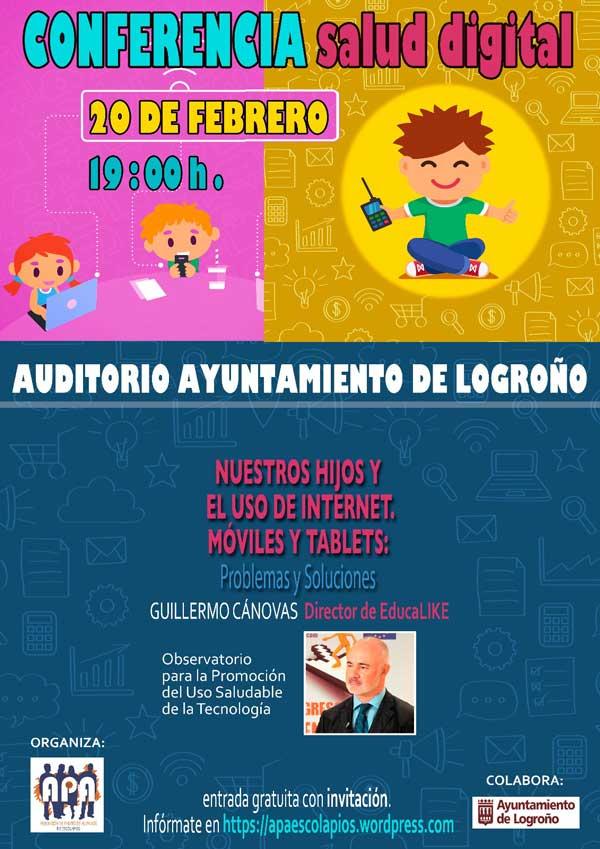 Charla-Guillermos-Canovas-auditorio-Logrono