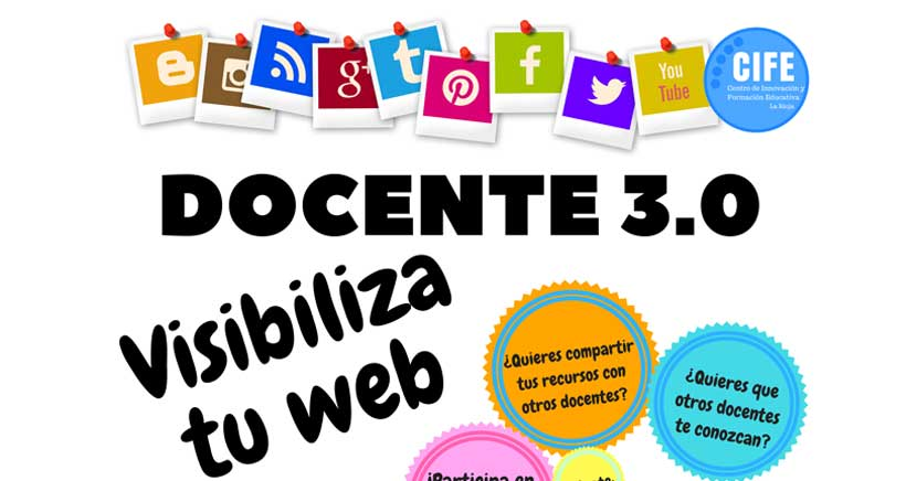 El escaparate virtual del profesor: Docente 3.0