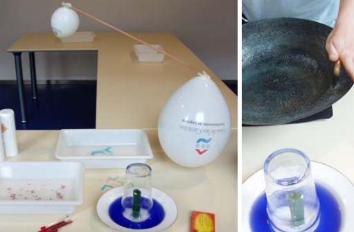 Experimentos increibles casa ciencias