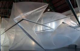 'Paralorelei', una instalación monumental próxima a la ciencia ficción