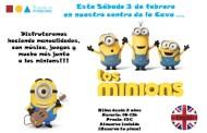 Sábados de febrero en Pitágoras: Los Minions