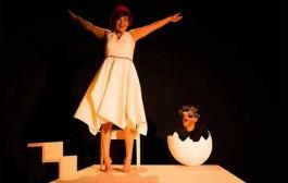 'Los cuervos no se peinan', teatro contra el acoso en la Sala Gonzalo de Berceo