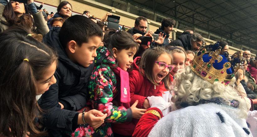 ¡Los Reyes Magos ya están en Logroño! (fotografías)