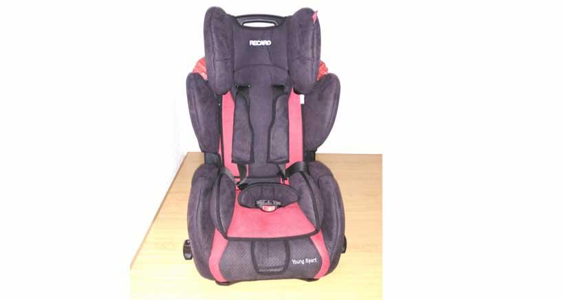 Se vende: silla para coche (grupo 1,2,3)