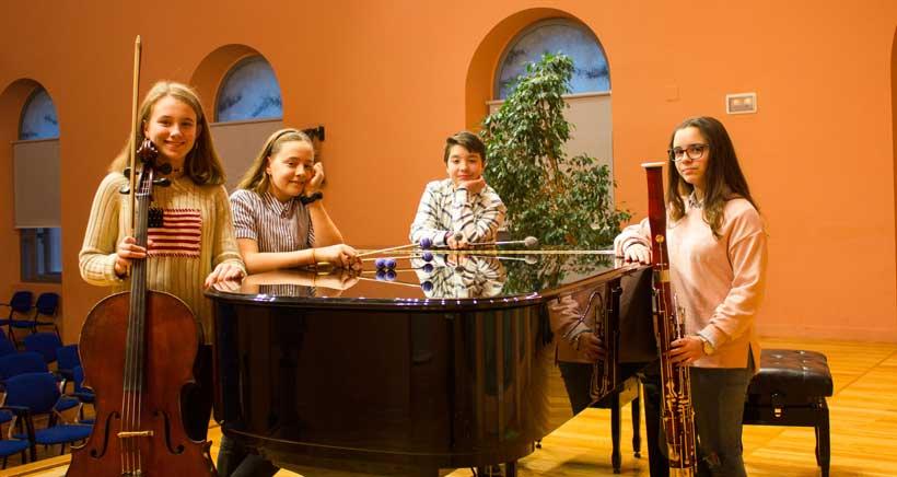 Del conservatorio de La Rioja, a la orquesta Sinfónica de Madrid