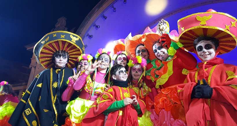 Programa de Carnaval Logrono